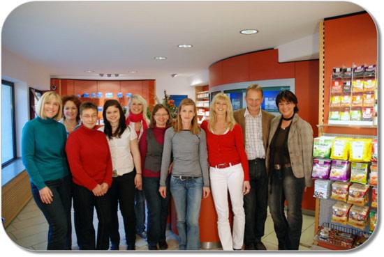 Gesamtes Team der Grünstein-Apotheke